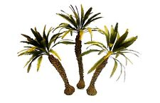 1/35 SCALE DESERT PALM TREE MODEL SET.  TPD-062 NEW PRODUCT.
