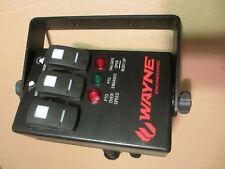 Wayne Rear Loader Cab Control Assembly 00-38307-00-AB