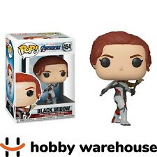 Funko Avengers 4: Endgame - Black Widow (Team Suit) Pop! Vinyl Figure