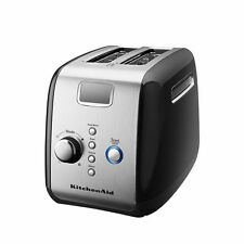KitchenAid KMT223 2 Slice Toaster - Onyx Black