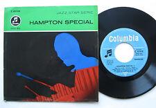"7"" Lionel Hampton-SPECIAL-VG + + Columbia Jazz star serie C 40998-Panama"