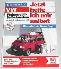 Manual Rv Interior Design Selbstausbau VW Bus T4 Transporter Caravelle