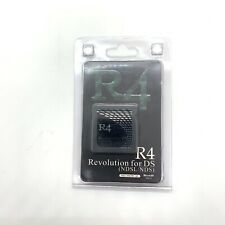 R4 Revolution for Nintendo DS / Lite NDSL/NDS takes Micro SD