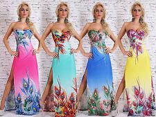 Lange Damenkleider aus Polyester in Kurzgröße
