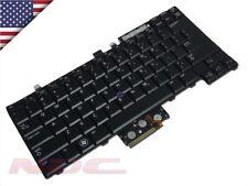 NEW Genuine Dell Latitude E6400 XFR US ENGLISH Backlit Laptop Keyboard - 0Y207K