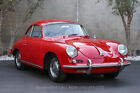 1964 Porsche 356 Coupe 1964 Coupe Used Manual