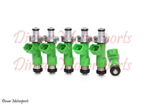 12-Hole Flow Matched Fuel Injector Set UPGRADE! 1996-1997 LX450