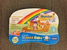 VTECH VSMILE BABY Noah's Ark Animal Adventure 9-36 months NEW