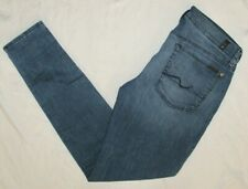 7 FOR ALL MANKIND GWENEVERE SKINNY JEANS WOMEN'S SIZE 31/28