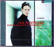 Ian Bostridge: Bach Cantata 55 82a ho abbastanza Arias sinfonia Fabio Biondi CD