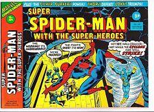 "Super Spider-Man No.193   : 1976 :   : ""Cyclone Can Still Strike!"" :"