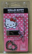 2009 Sanrio Hello Kitty USB 2.0 Falsh Drive 2GB *Japan