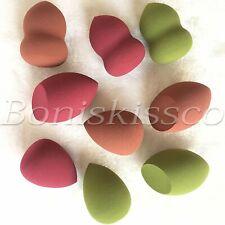 3pcs Xmas Beauty Makeup Foundation Blender Cream Concealer Blending Sponge Puff