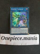 Yu-gi-oh!  Lancier Talkback (Cyberse - LINK-1) : FIGA-FR046 -VF/Super Rare-