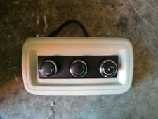 DODGE JOURNEY REAR HEATER/ AIR CON CONTROLS JC CLIMATE CONTROL TYPE, 09/08-12/11