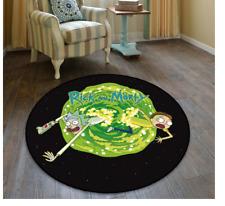 Rick & Morty Rug Carpet 100 x 100CM mat