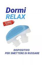DormiRelax - Smettere di russare ausilio respiratorio Dormi relax anti snoring