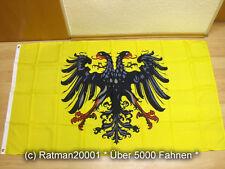 Fahnen Flagge Heiliges Römisches Reich Deutscher Nation nach 1400 - 90 x 150 cm