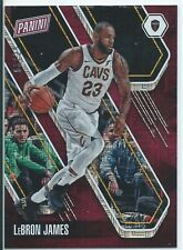 2018 Panini Day China Escher Squares LeBron James /25