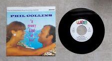 "DISQUE VINYLE 45T 7"" SP / PHIL COLLINS ""A GROOVE KIND OF LOVE"" 1988 ROCK"