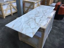 Marble Tiles, Italian Calacatta Gold Select Marble Tiles, Floor / Wall 305x610mm