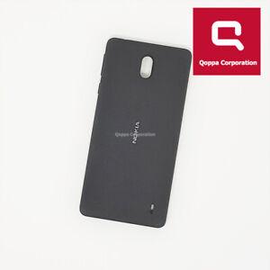 Nokia 1 Plus (TA-1111) - Genuine Back Battery Cover - Black - Grade A - Fast P&P