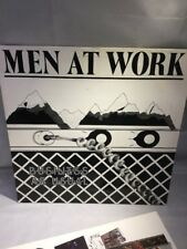 Men At Work Buisness As Usual CBS-85423 Lp