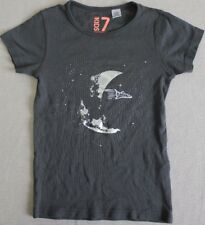 Space Shuttle T Shirt Kids Size 7 Slim Fit by Cotton On