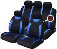 SUBARU IMPREZA SALOON 05-08 Blue Carnaby Luxury Full Set Car Seat Covers