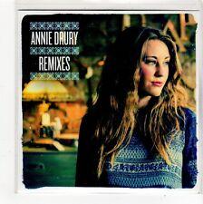 (FO382) Annie Drury, Remixes - DJ CD