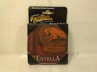 Paper Kraft Cantina Valle Belice Entella 8 Absorbent Drink Coasters  t3293