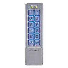 Esp ez-lock-simple 12v porte clavier contrôle d'accès