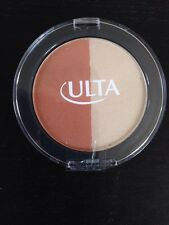 Ulta New Sealed Apricot Blush +Yellow Diamond Highlighter Or Bronzer Travel Size