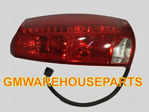2007-2013 CADILLAC ESCALADE EXT PASSENGER SIDE TAIL LIGHT LAMP NEW GM # 22739266