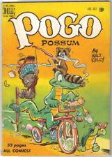 Pogo Possum Comic Book #3 Dell Comics 1950 FINE/FINE+SOLID COPY