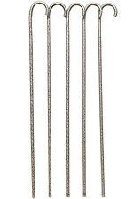 Wholesale 5pcs new belly dance canes sticks iridescent handmade HQ