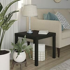 Ameriwood Home Parsons Modern End Table Espresso