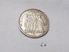 10 FRANCS 1966 Dupré, argent, silver