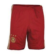 Pantaloncini rossi per bambini dai 2 ai 16 anni