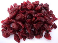 1kg getrocknete Cranberries, natur, in Ananassaft gesüßt, für Diabetiker...