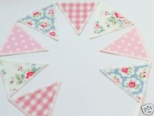 FABRIC BUNTING CATH KIDSTON FABRIC Provence Rose, Gingham, Trailing Floral 1.2m