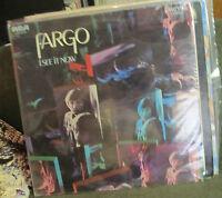 NM LP FARGO I See It Now RCA 1969 Original w/shrink OOP STILL SEALED! RARE psych