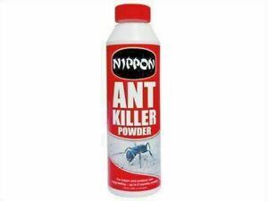 Nippon Ant Killer Powder Long Lasting Kill ants Fast 500g Large Size