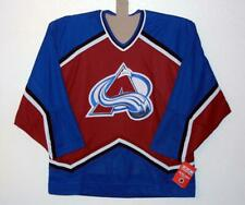 Colorado Avalanche CCM Men's L (Large) 550 Semi-Pro Jersey - New With Tags