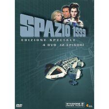 COFANETTO SPAZIO 1999 - STAGIONE 02 #01 (SE) (4 DVD) SERIE TV DVD NUOVO -9766
