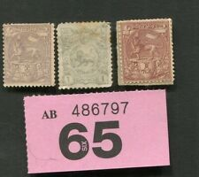 Set  stamps of     Ethiopia and Percia