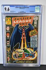 Justice League of America #96 (1972) CGC Graded 9.6 Neal Adams Cover ~ DC Comics