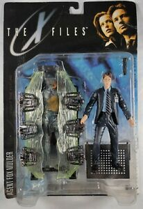 The X-Files. Series 1 Agent Fox Mulder. Corpse. Halloween Toy. NOS