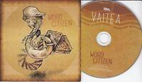 VAITEA Word Citizen 2014 UK 12-trk promo CD