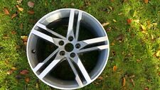 GENUINE AUDI A4 8W S LINE 18 INCH ALLOY WHEEL RIM 8W0601025M 8J 5 DOUBLE SPOKES